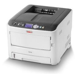 OKI C612n 打印机驱动