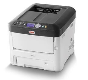 OKI C712n 打印机驱动